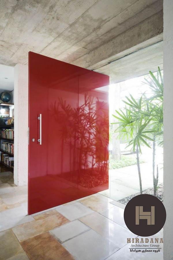 ایده های جذاب برای طراحی ورودی و نمای ساختمان