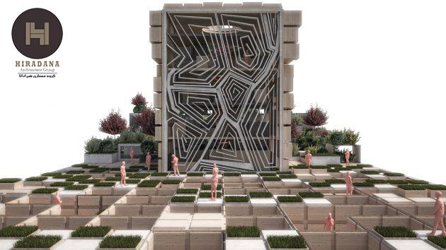 روانشناسی معماری یک اصل در خلق معماری نوین