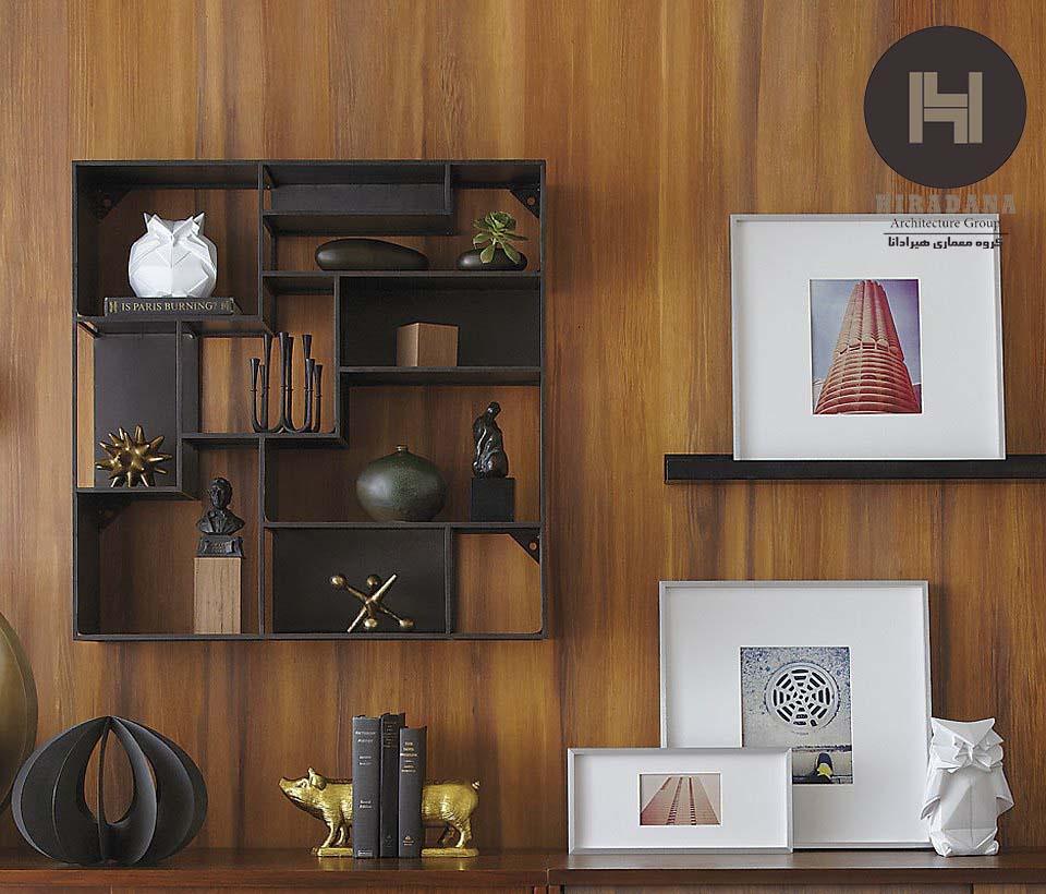 دکوراسیون داخلی خانگی – استفاده از متریال های چوبی