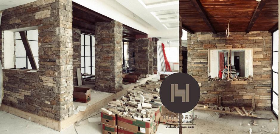 استخدام یک طراح داخلی