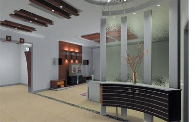 بازسازی ساختمان تجاری