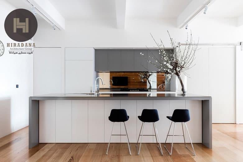 بازسازی منزل دوبلکس در استرالیا