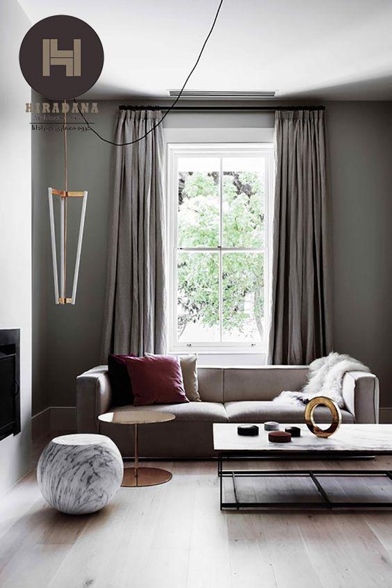 بلندتر نشان دادن سقف در طراحی داخلی