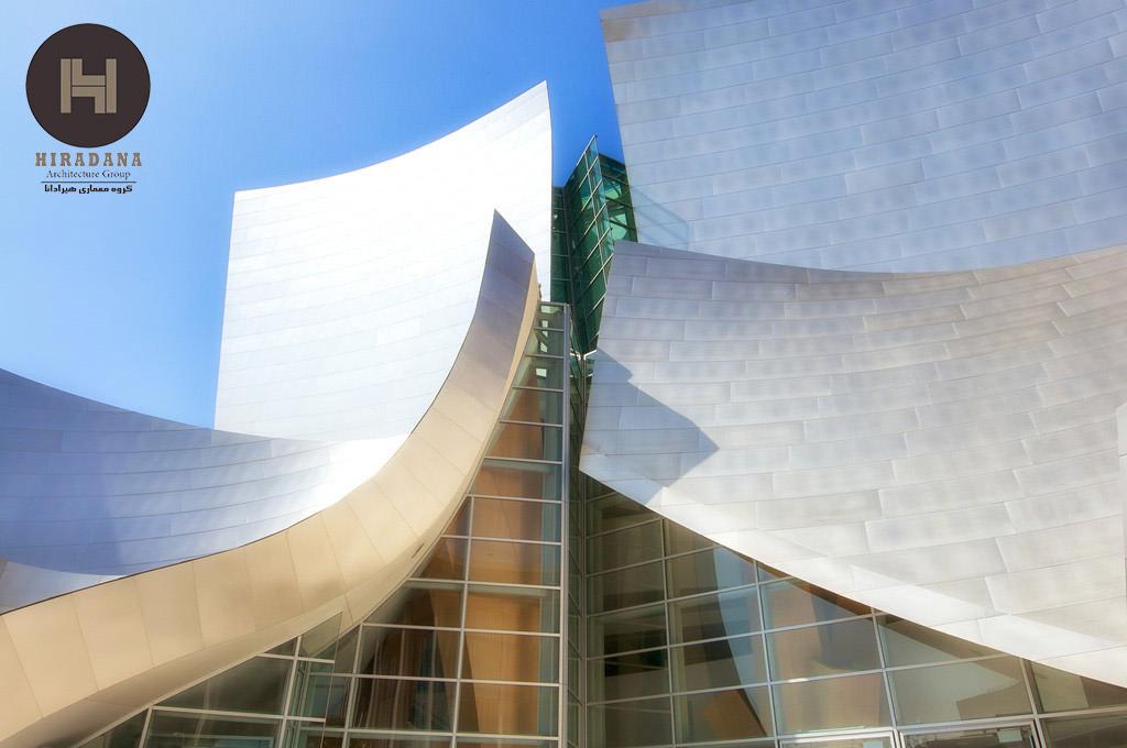 طراحی سالن کنسرت والت دیزنی