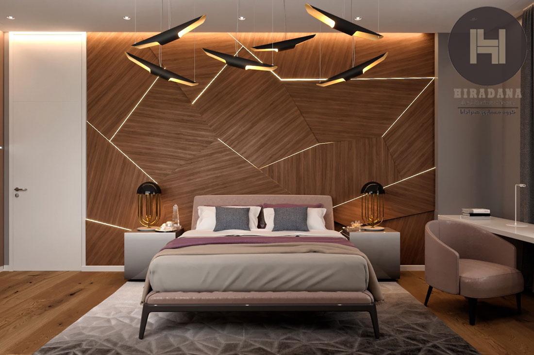 طراحی نورپردازی های اتاق