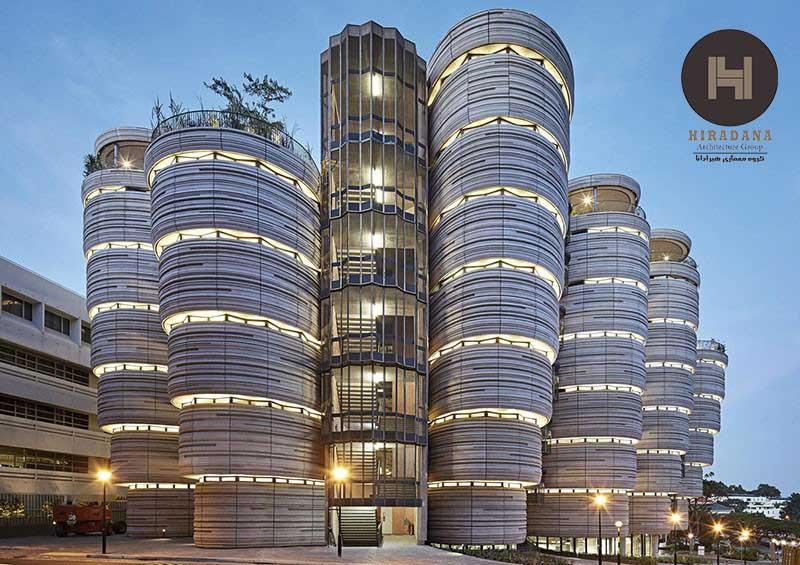 معماری زیبای سنگاپور بهشت معماران