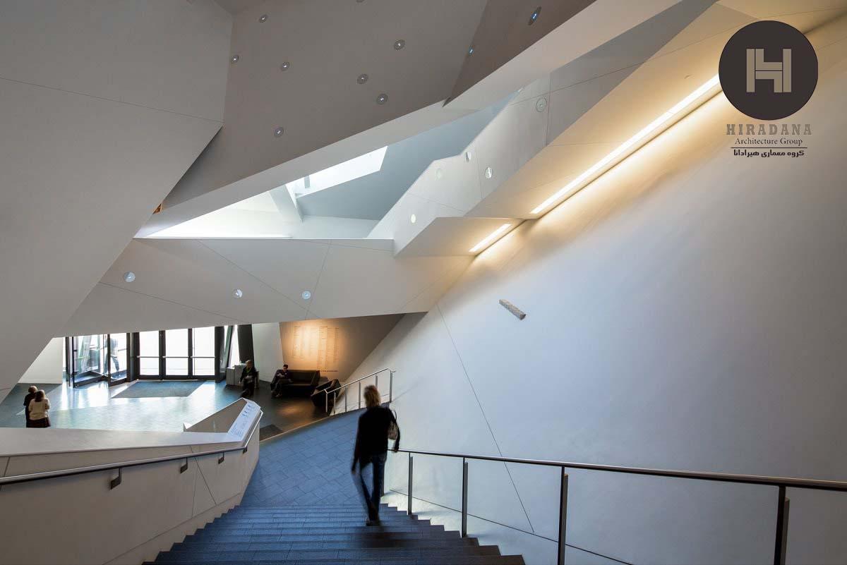 بررسی معماری و طراحی موزه هنر دنور