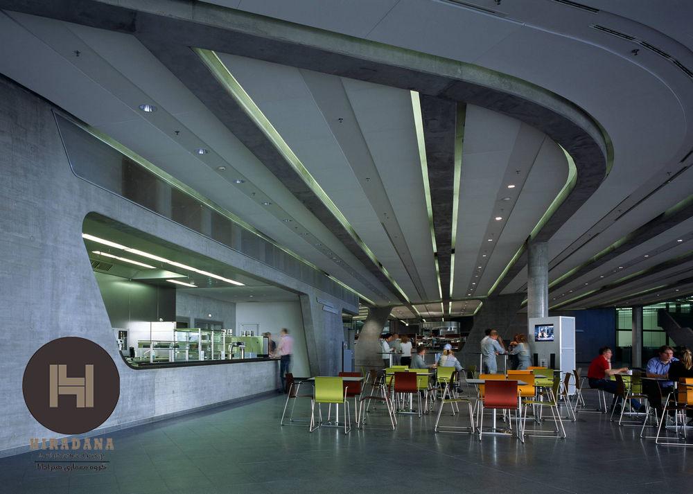 طراحی موزه bmw توسط زاها حدید