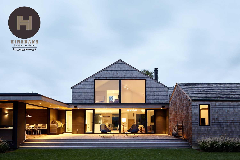 طراحی دکوراسیون منزل با سبک معاصر