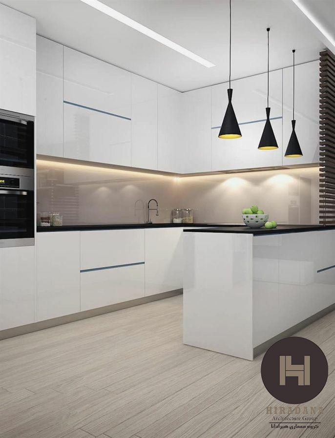 طراحی آشپزخانه به سبک مینیمال چگونه است؟