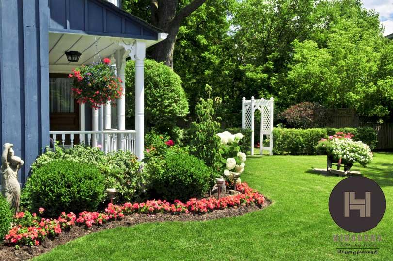 دانستنی های طراحی محوطه باغ