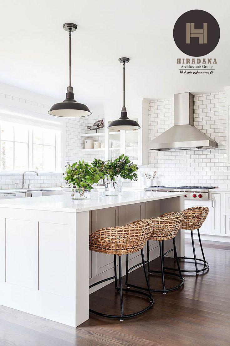 ترندهای طراحی داخلی آشپزخانه