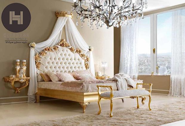 دکوراسیون کلاسیک اتاق خواب
