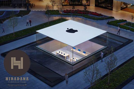 ساختمان اپل