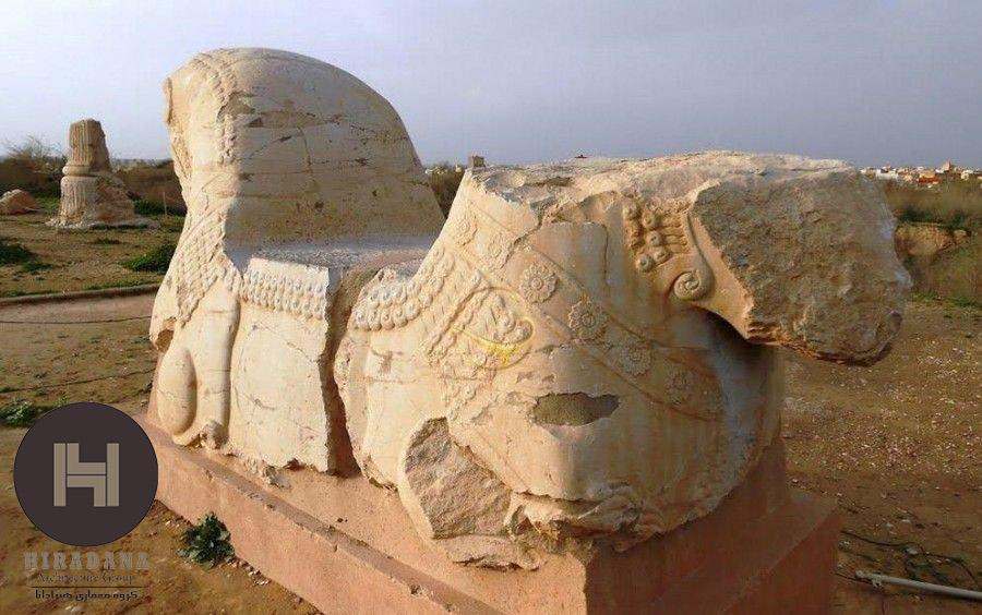 معماری در دوره هخامنشیان