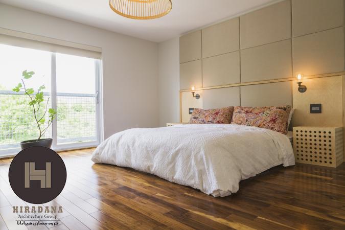 طراحی دکوراسیون اتاق خواب بر اساس فنگ شویی