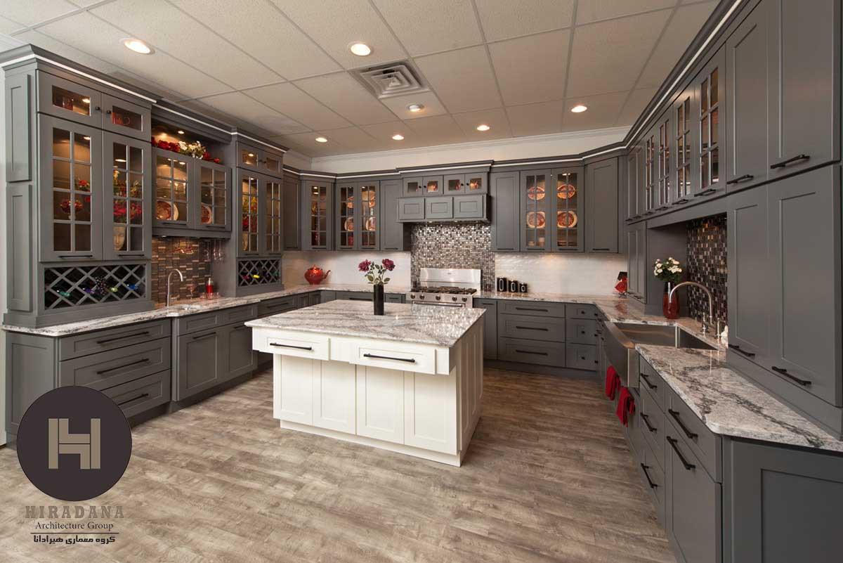 طراحی داخلی منزل با سبک شیکر