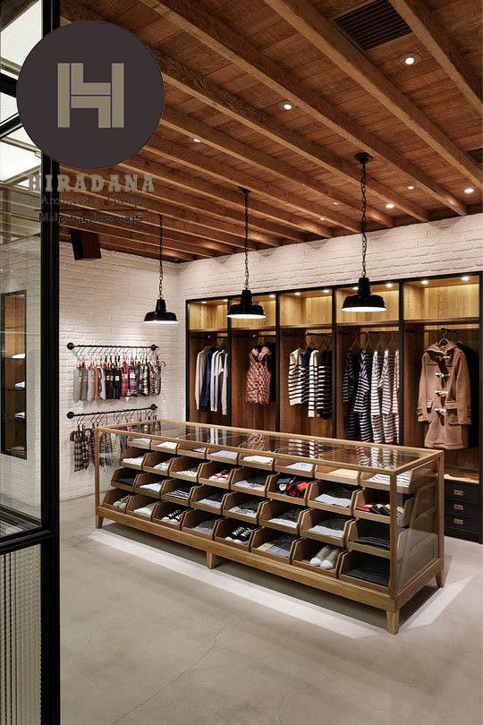 طراحی دکوراسیون مغازه
