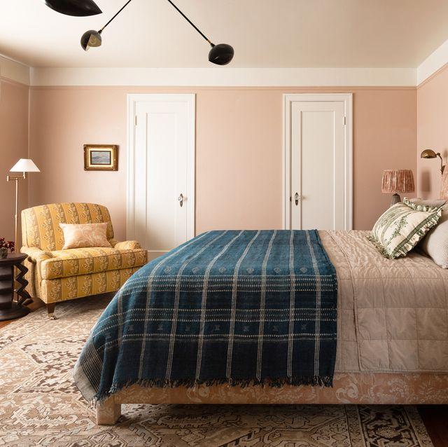 ترکیب رنگ ها در اتاق خواب