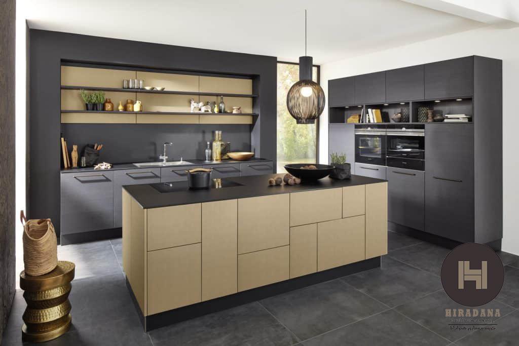 ایده های برتر دکوراسیون و طراحی داخلی آشپزخانه