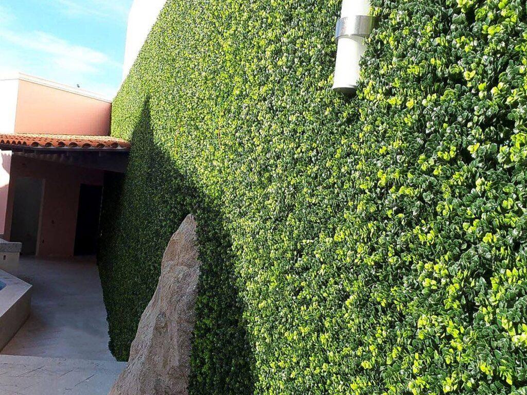 دیوار سبز مصنوعی چیست