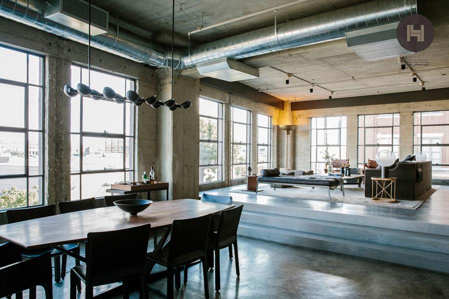 طراحی دکوراسیون داخلی و بازسازی ساختمان های قدیمی