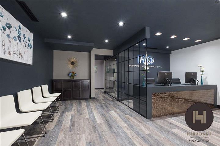 هشت توصیه برای طراحی داخلی مطب ایده ال