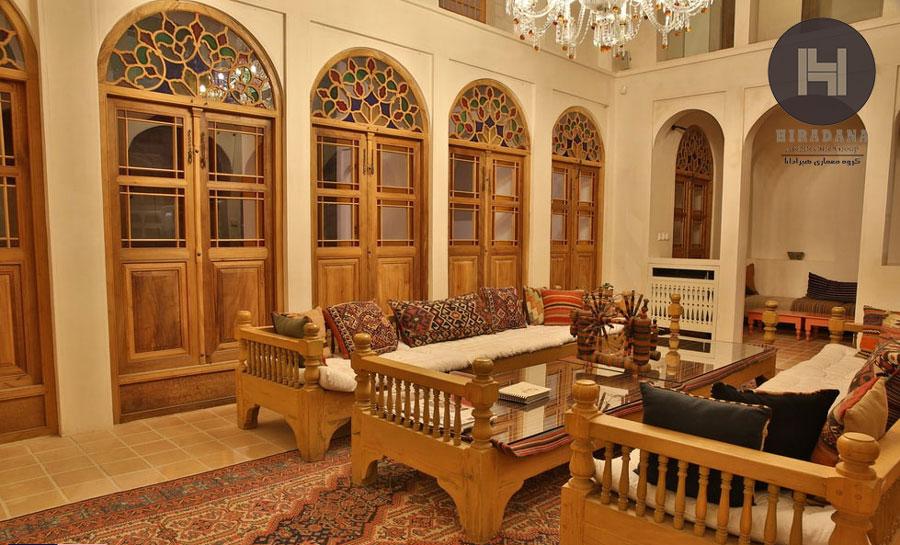 مبلمان در معماری ایرانی