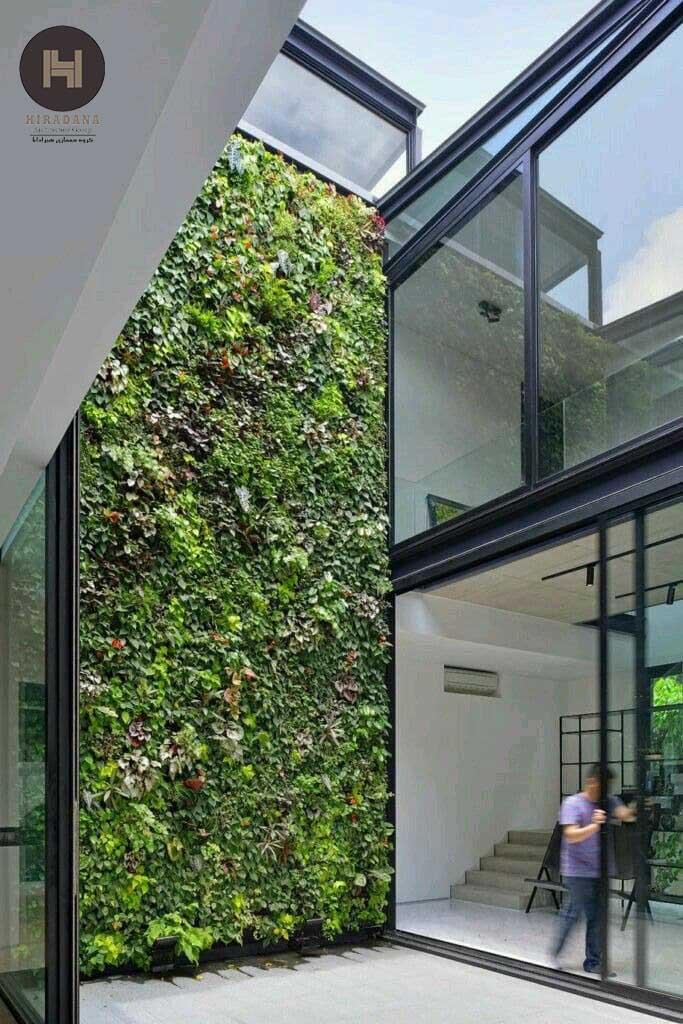 دیوار سبز چیست ؟
