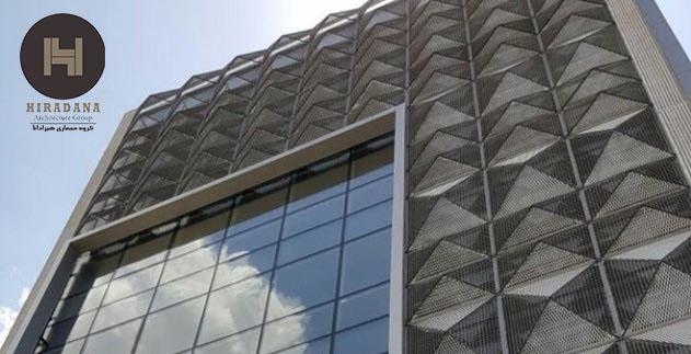 نماهای دو پوسته ساختمانی به چه صورت هستند