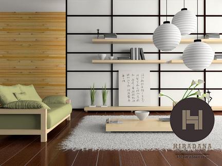 طراحی دکوراسیون داخلی به سبک آسیایی