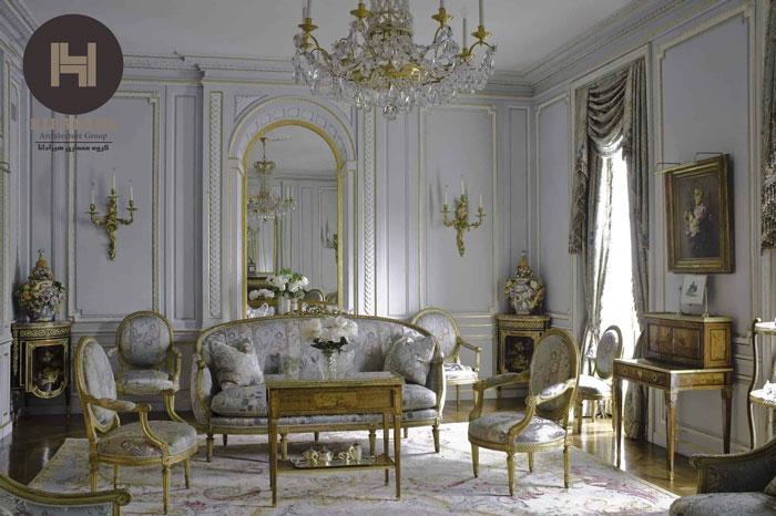 باید ها و نباید ها در طراحی داخلی کلاسیک