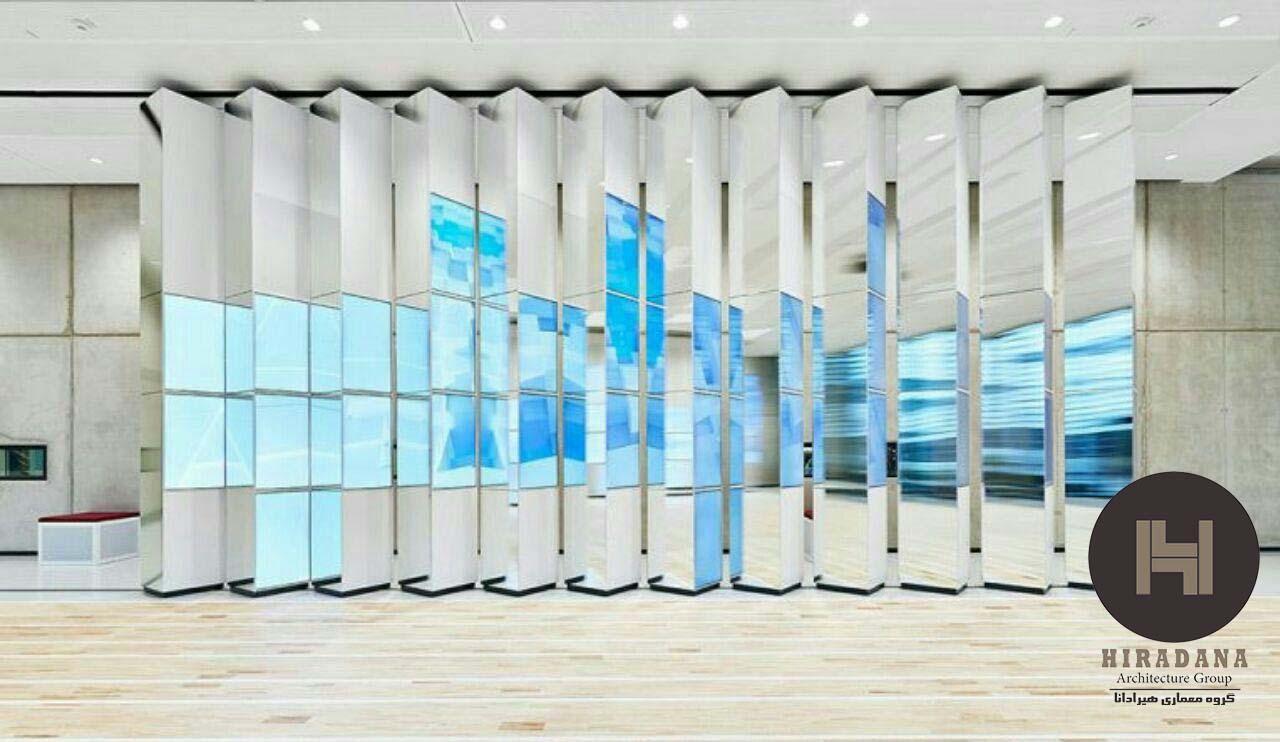 استفاده از ستون های تزیینی برای دکوراسیون داخلی