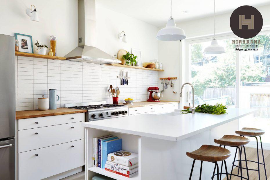 سبک اسکاندیناوی در طراحی دکوراسیون آشپزخانه